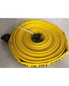 "1"" x 100"" Hose with QC Coupling"