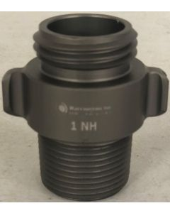 "1"" NH Male x 1"" NPT Male Rocker Lug Adapter"