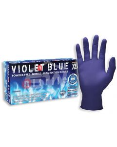 Powder-Free Nitrile Examinatin Gloves